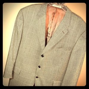 Men's Joseph Abboud wool sports coat - size 46R